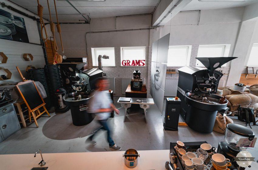 Pražiareň 9 Grams Coffee: Stále ísť vpred, no ctiť si svoju tradíciu a gentlemanstvo
