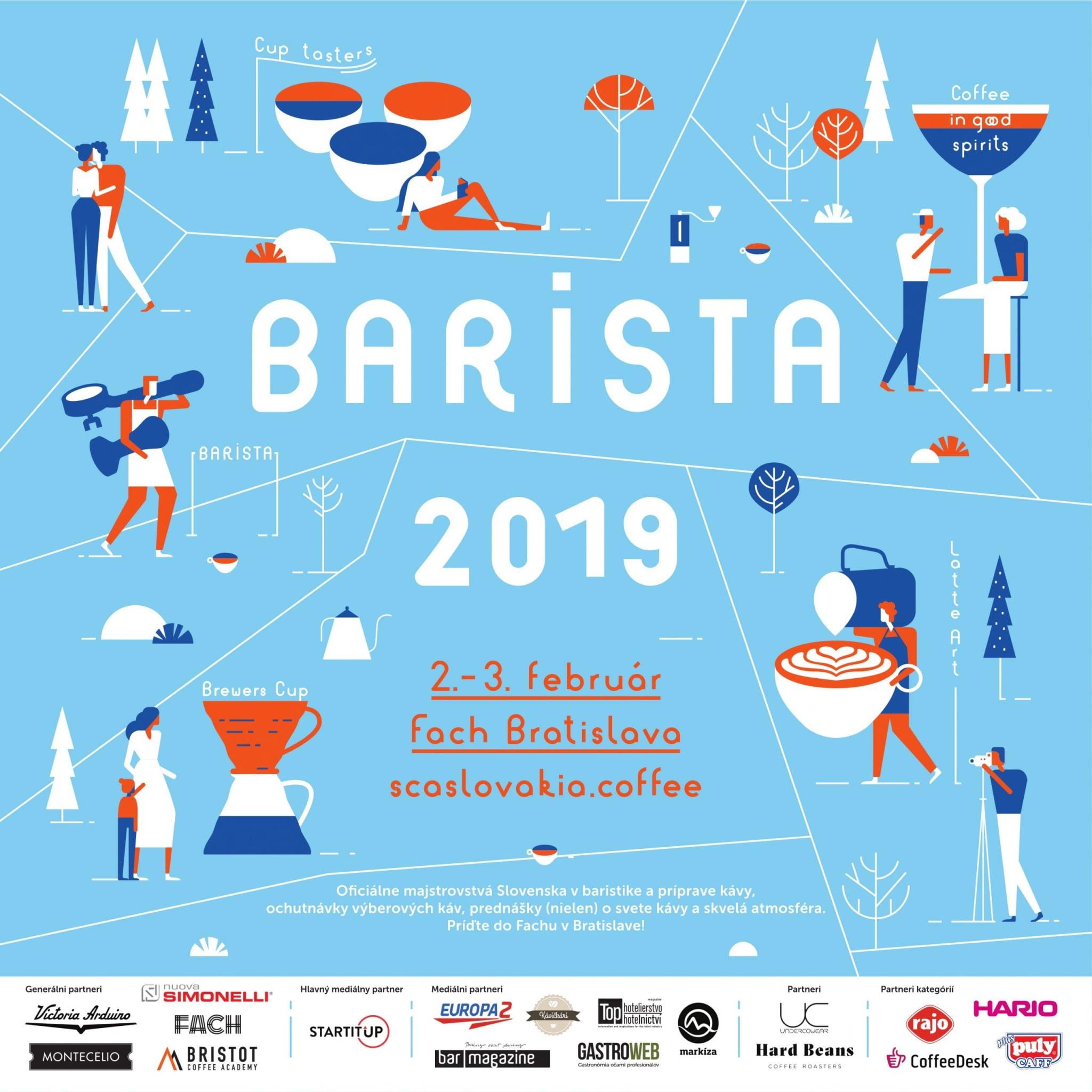 Barista 2019