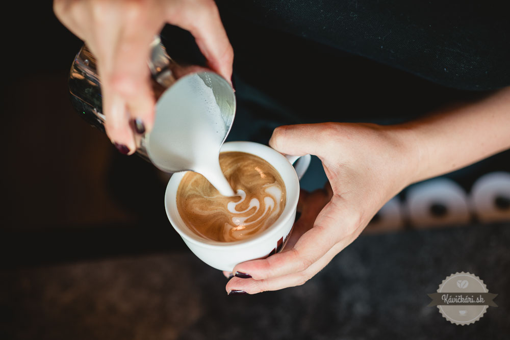 Black Coffee Bratislava káva