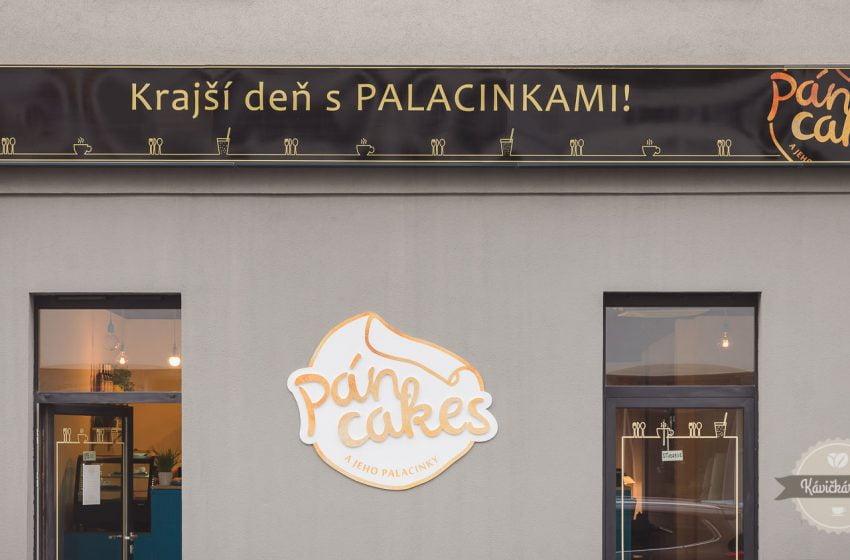 pan cakes bratislava