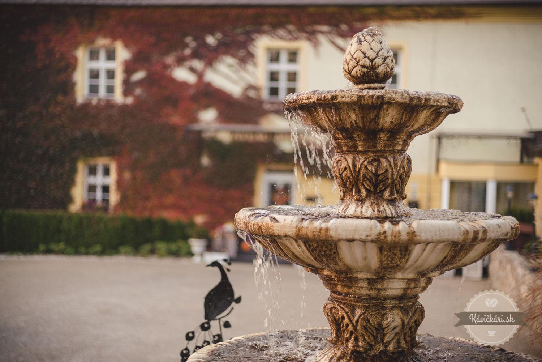 záhrada hotel