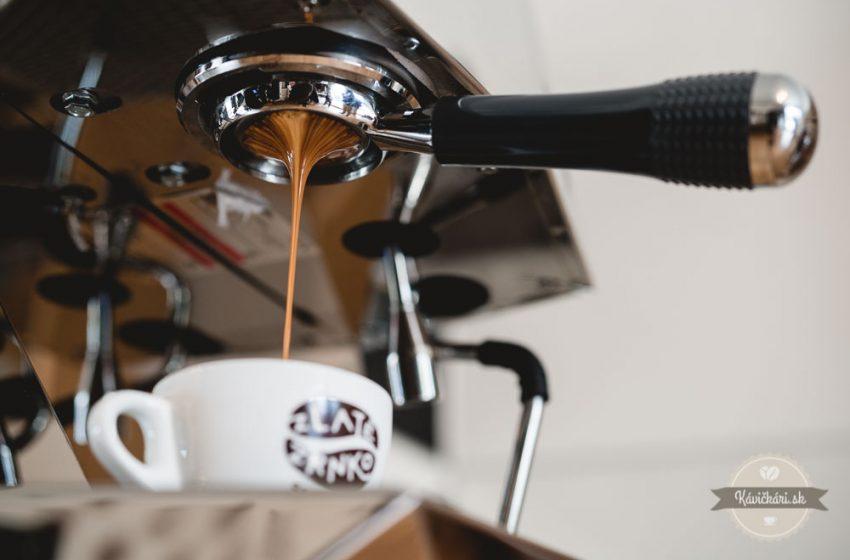 Zlaté Zrnko patrí medzi najlepšie kávy na svete