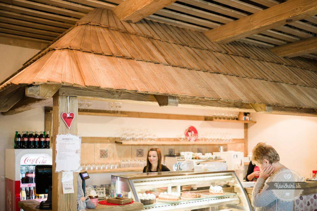 betkas bakery kaviareň a cukráreň Poprad