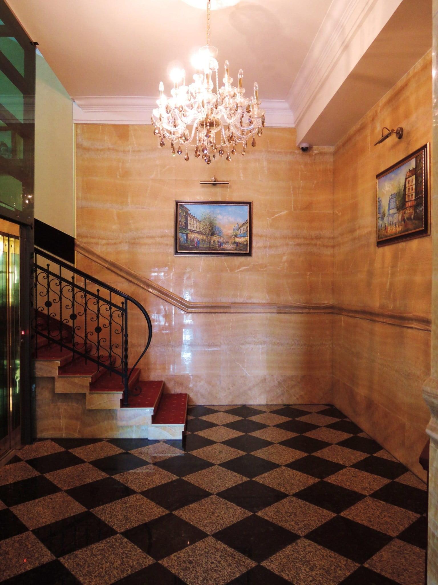 prízemie hotel Európa