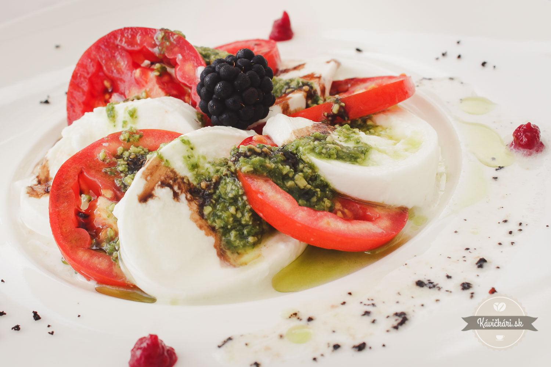 talianska reštaurácia fleur de sel