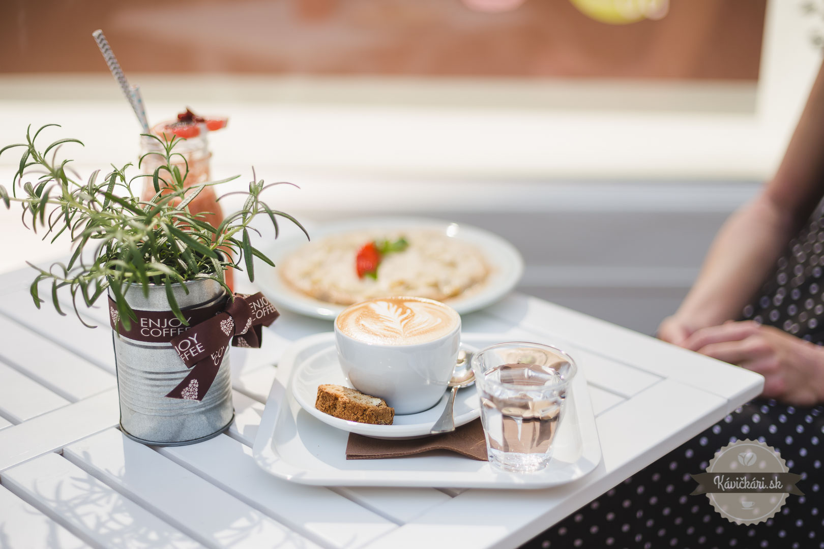 raňajky enjoy coffee Bratislava