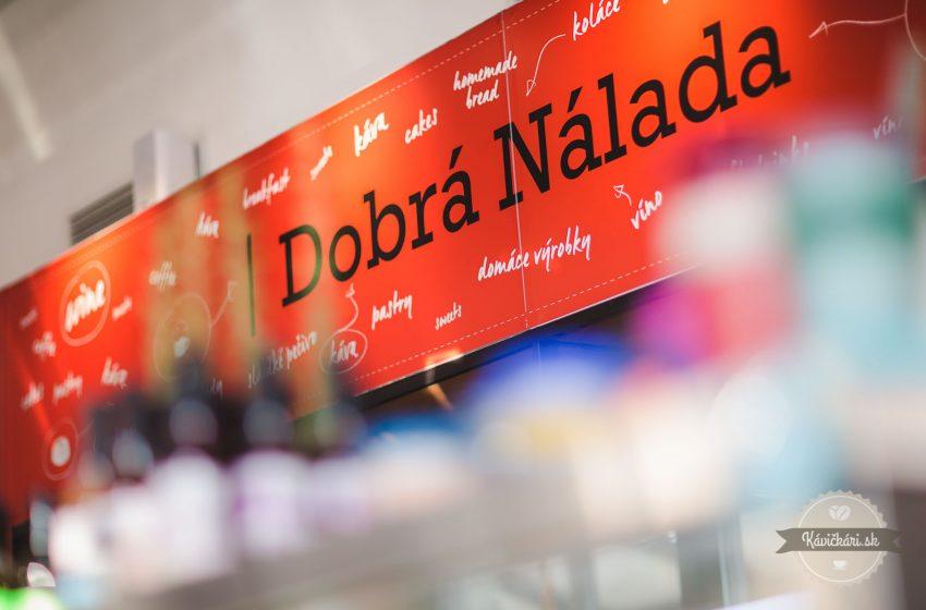 Moodsbakery & coffee v Bratislave: Dobrá nálada na Korze