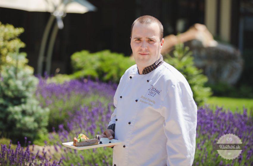 Recepty do rubriky Nedeľné varenie pripravil šéfkuchár hotela Hotel Zochová Chata, Peter Rupčík.