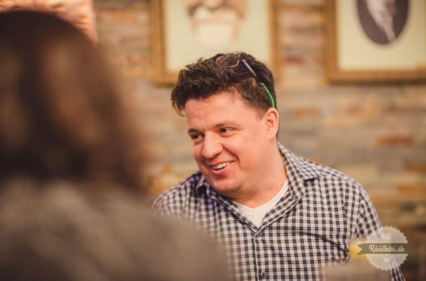 Ján Kuka z reštaurácia Carpano: Košice na tanieri