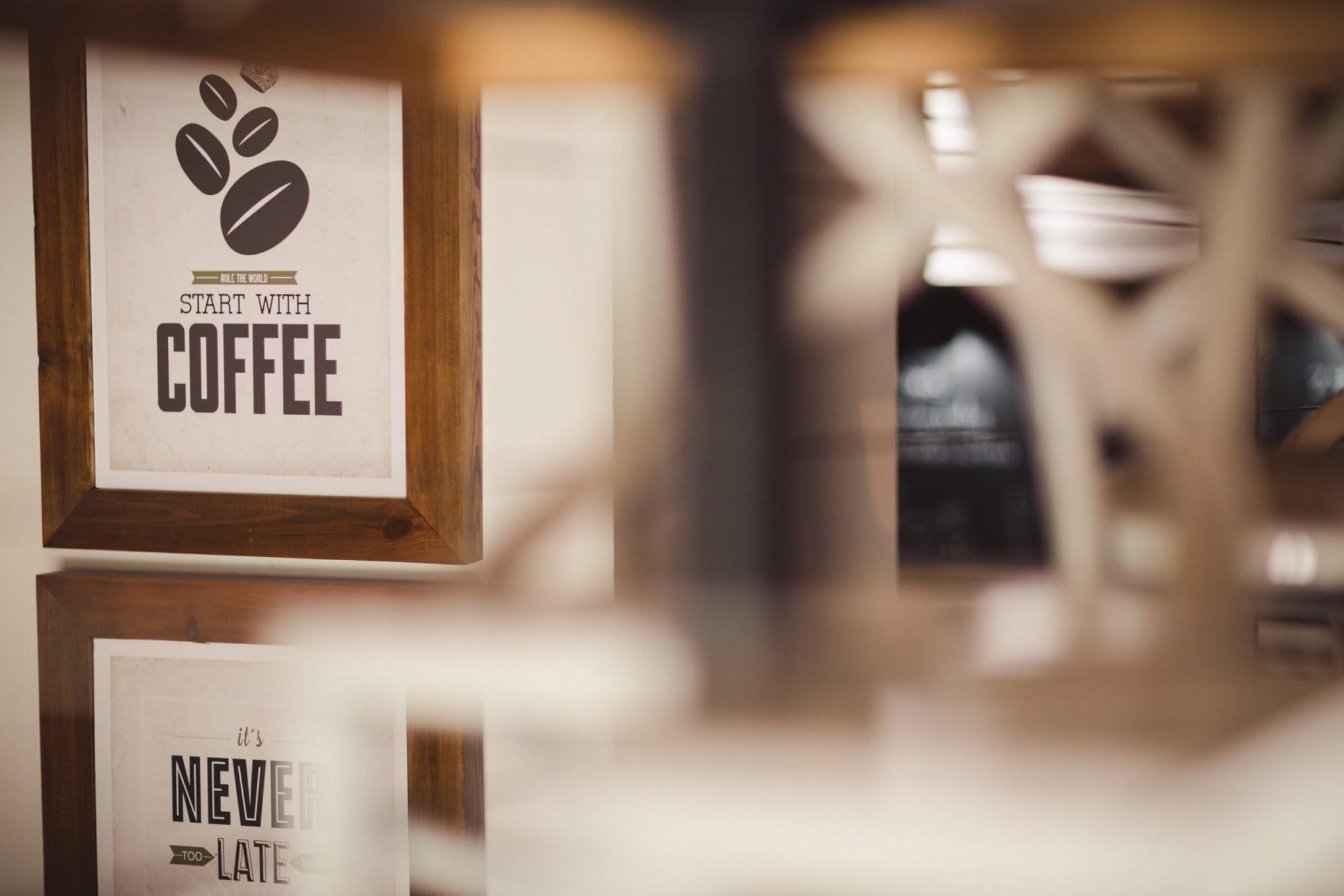 káva nico caffe