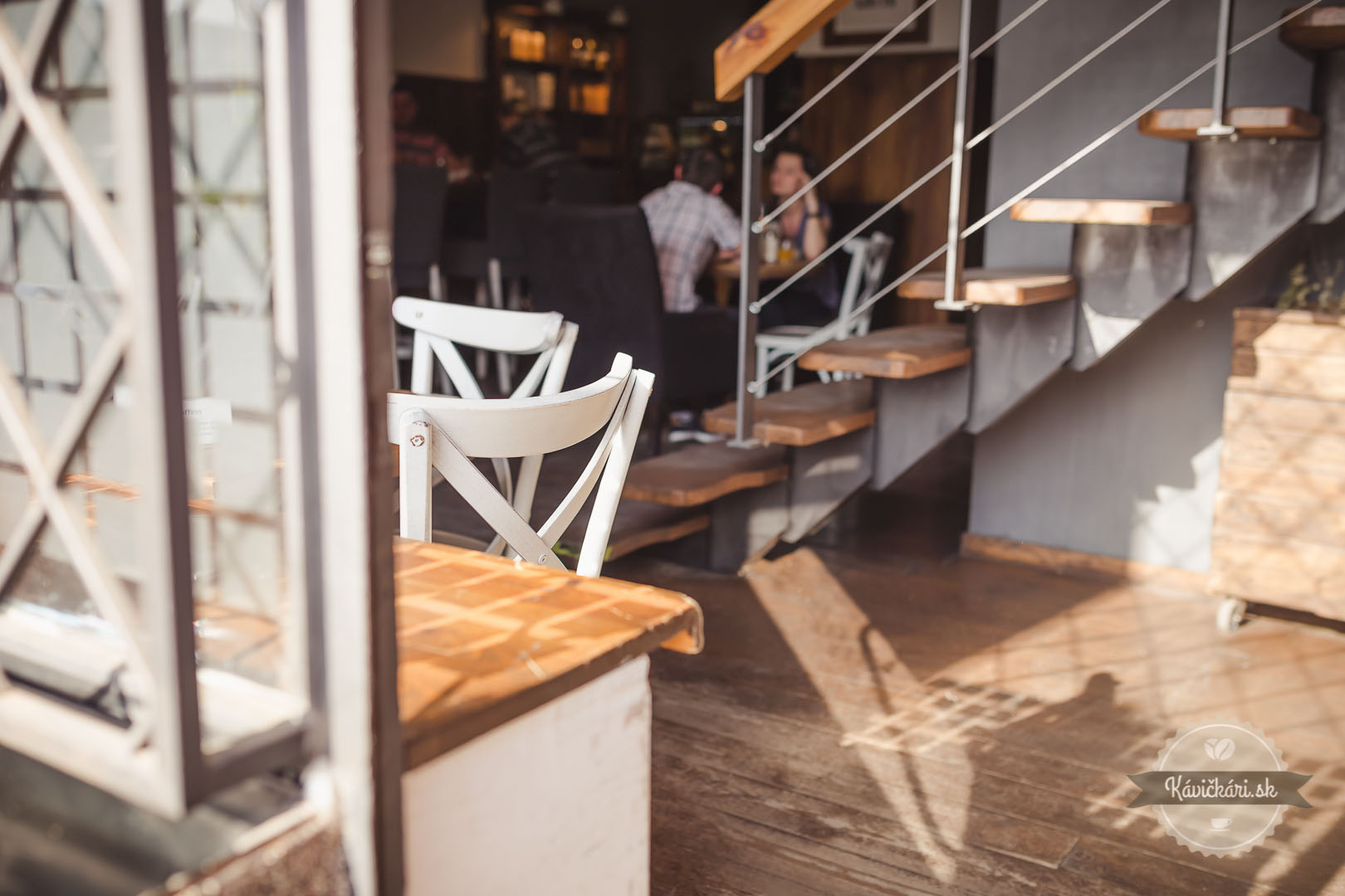 interiér NICO Caffé prešov