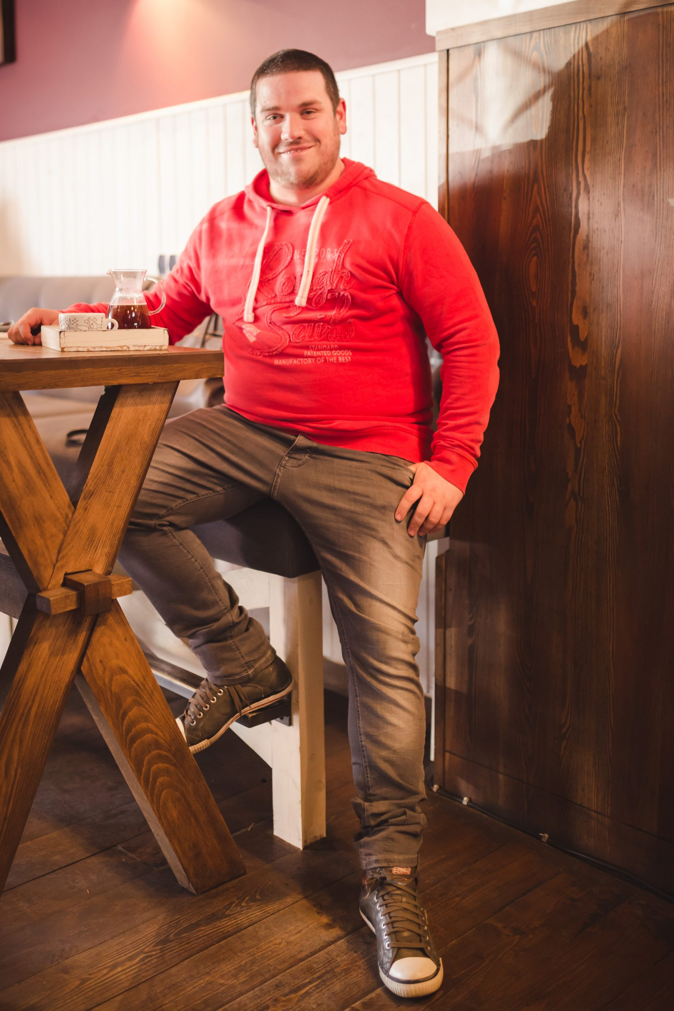 Jozef Kaňuk v Nico Caffe
