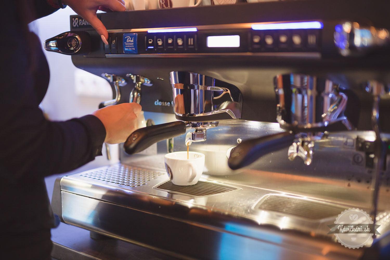 kaviareň Betonka