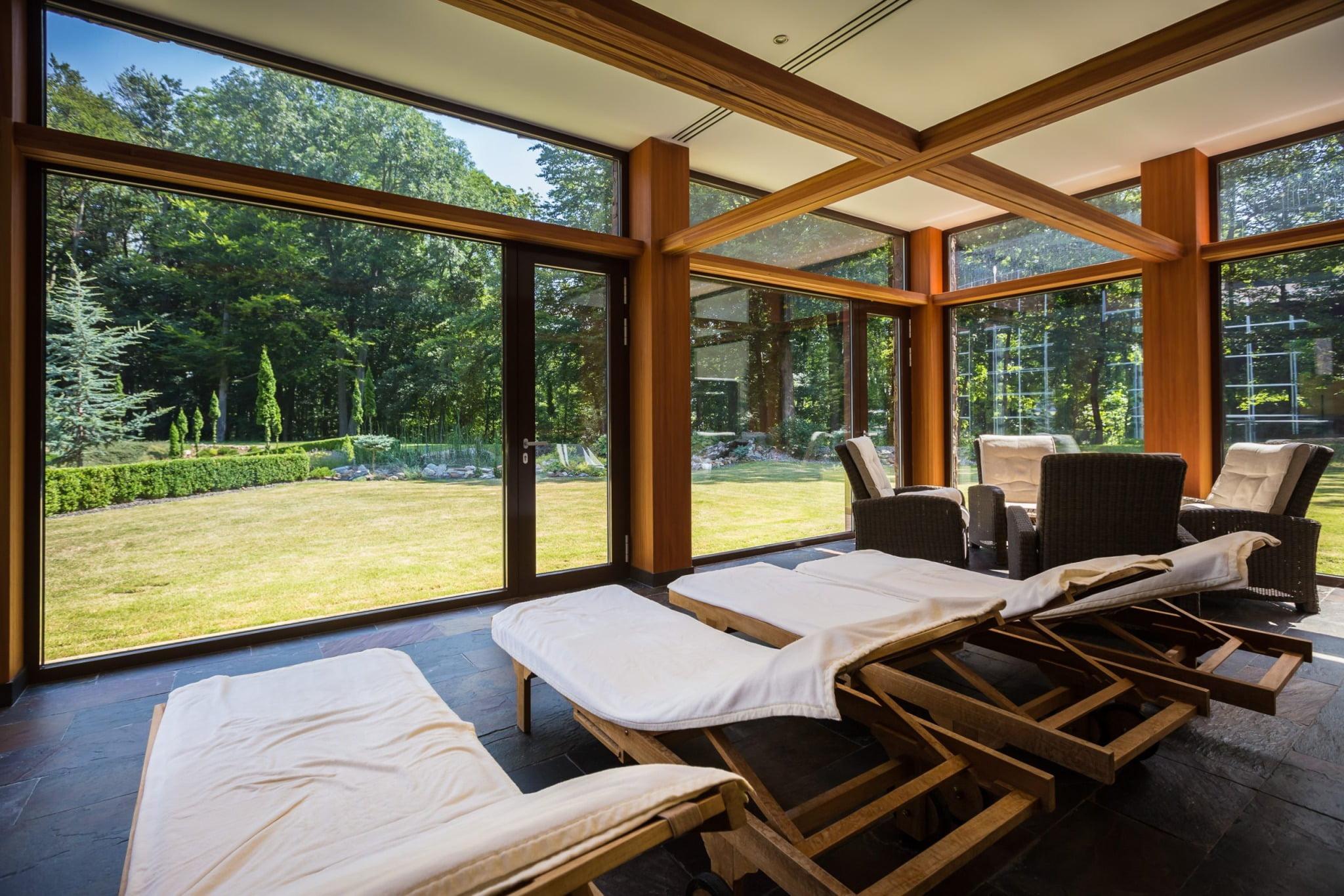 wellness a spa hotel zochova chata modra