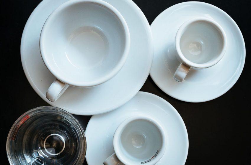espresso šálky