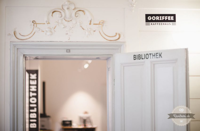 Gorifee Kaffeehaus v Bratislave: Kaviareň u Goetheho