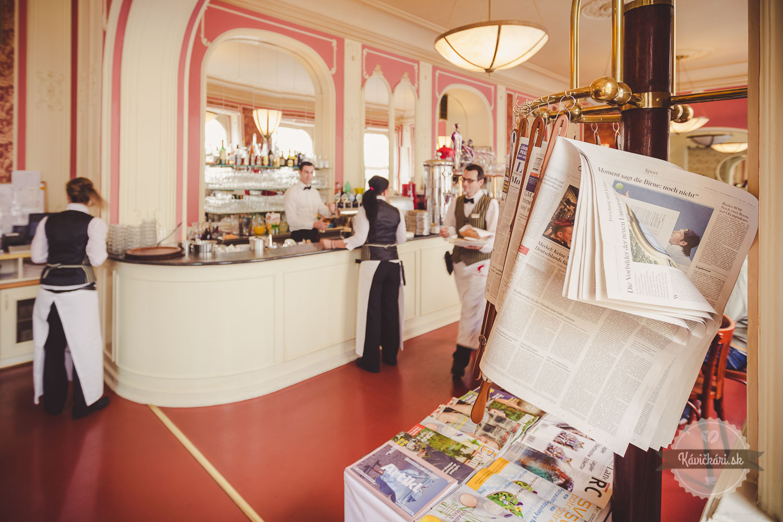 Café Louvre Praha