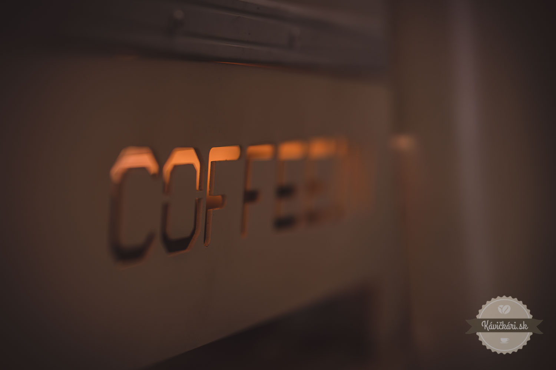 Coffein pražička kávy