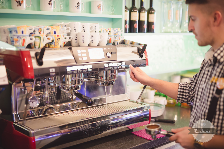 bazzara káva reštaurácia Korzo Žilina