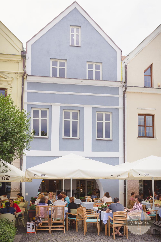 reštaurácia Korzo Žilina námestie