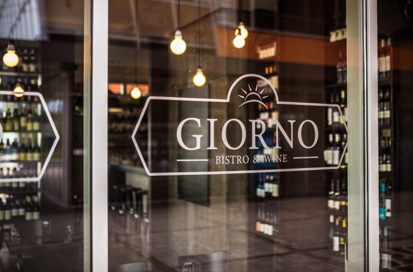 Bistro&Wine Giorno v Bratislave: Ako spojiť víno a biznis