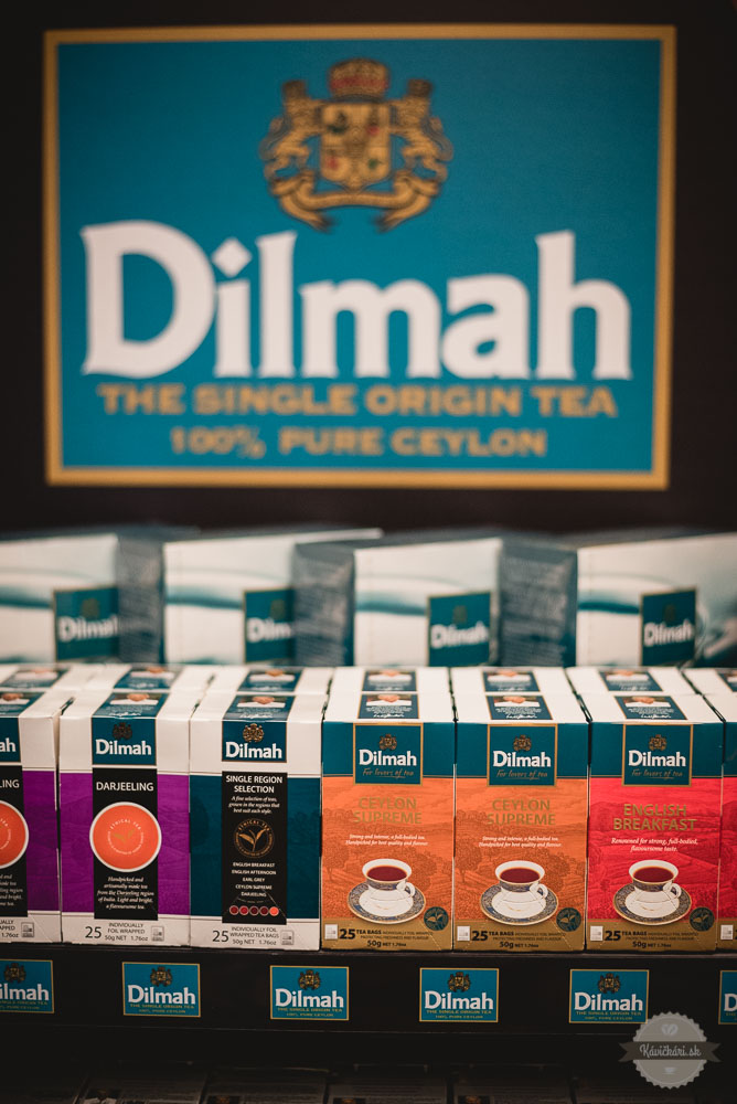 Škola čaju Dilmah