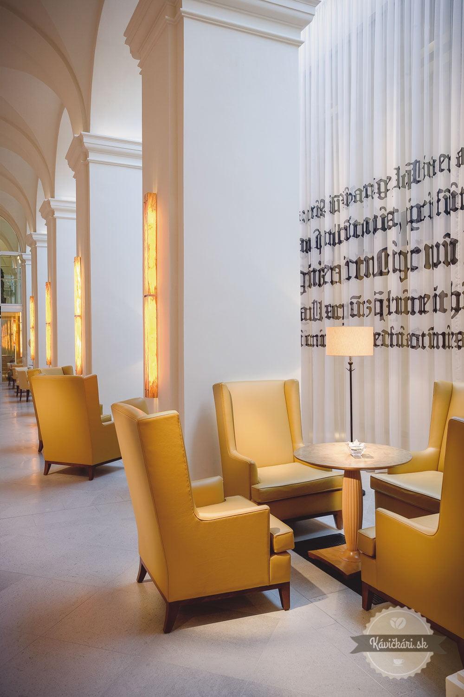 Monastery Lounge Mandarin Oriental