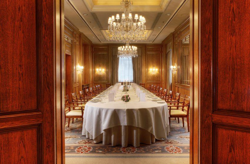 Éterický luxus v Regent Berlin