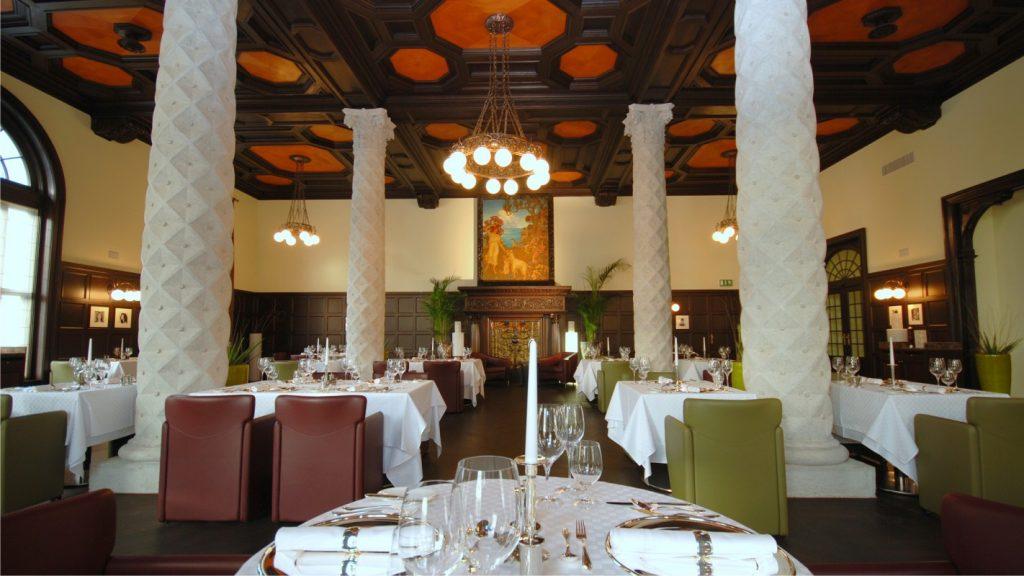 Sophia Loren restaurant Portoroz