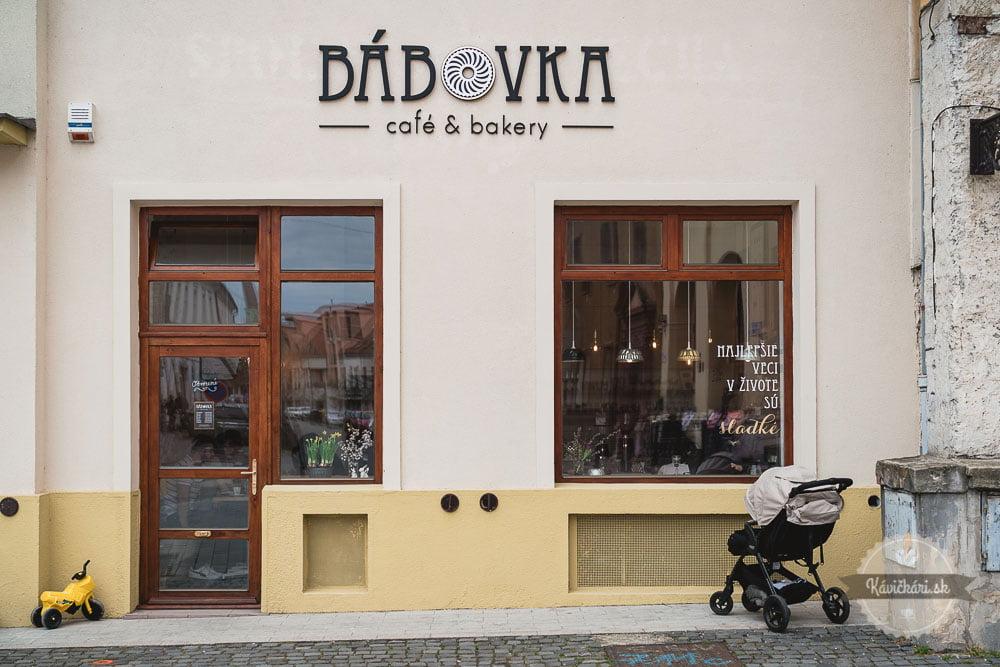 Bábovka Divadelná ulica Trnava