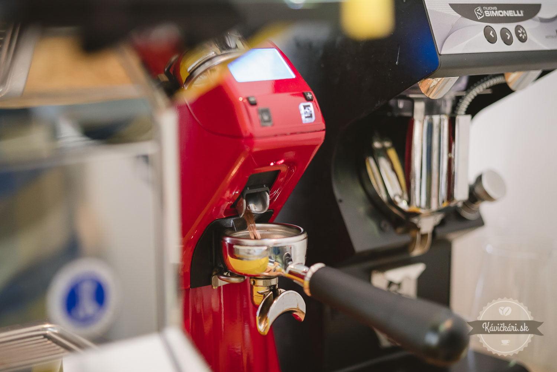 Bazzara káva príprava