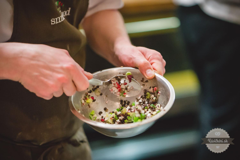 bistro smartfood varenie