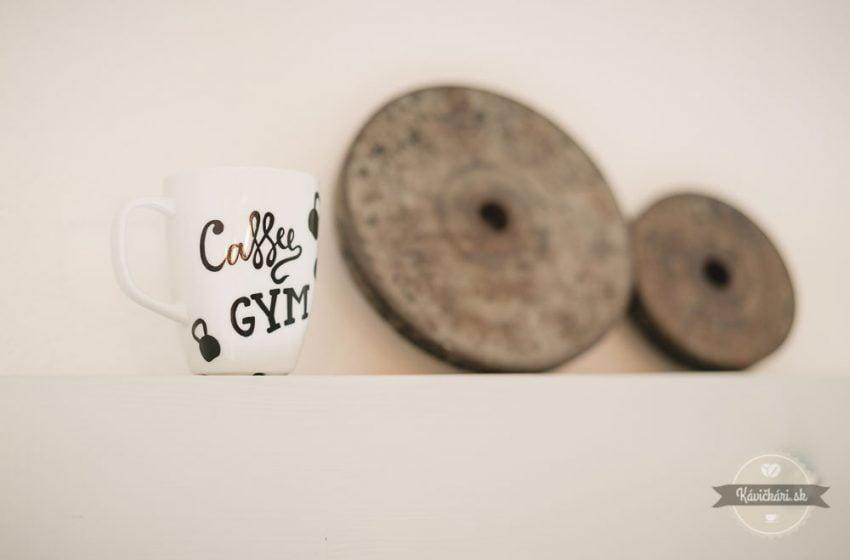 Malá kaviareň sveľkým srdcom
