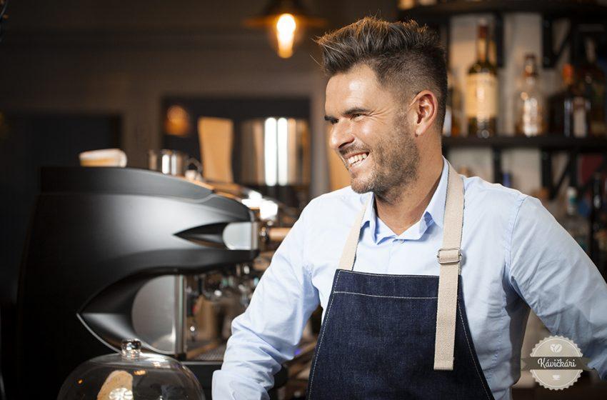 Mário Prokop: Kávový obchodník stalianskym temperamentom