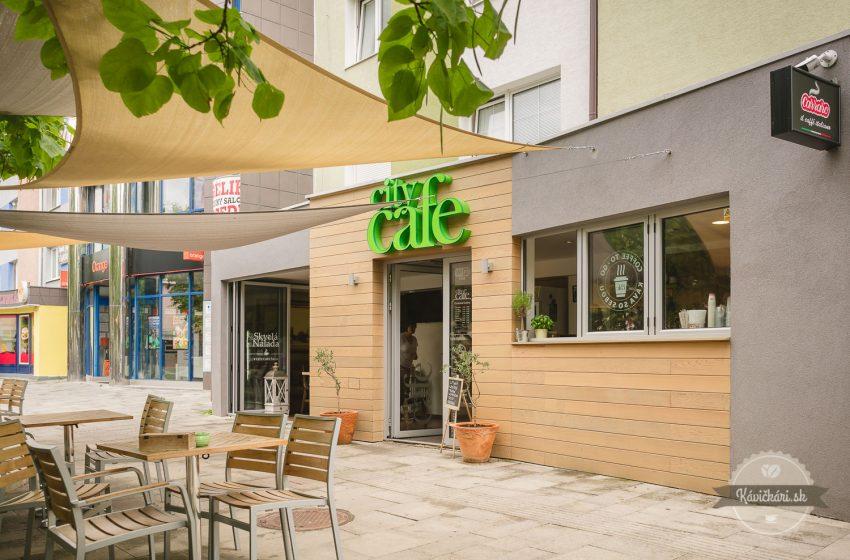 City Cafe Šaľa