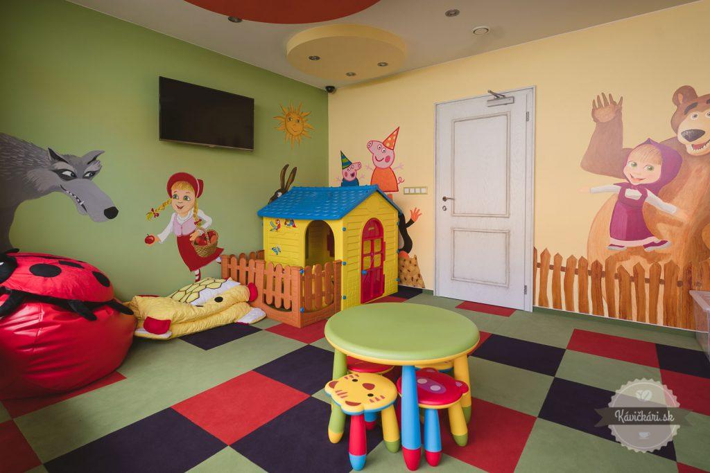 Detský kútik Hotel Hviezdoslav