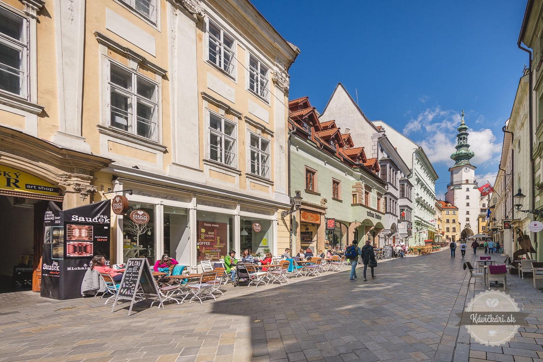 Enjoy caffe Bratislava