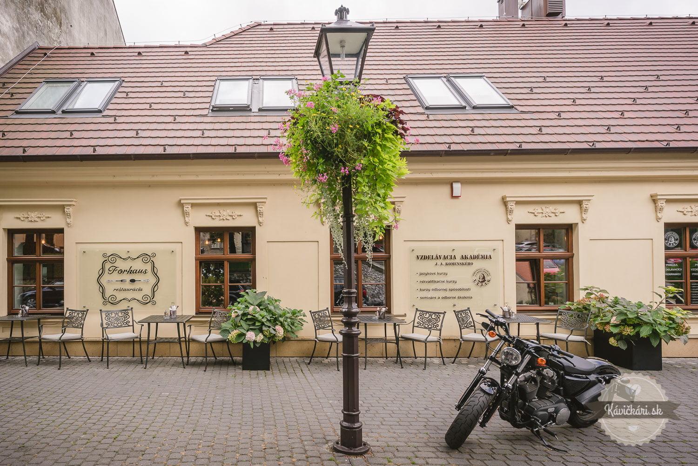 Reštaurácia Forhaus Trnava