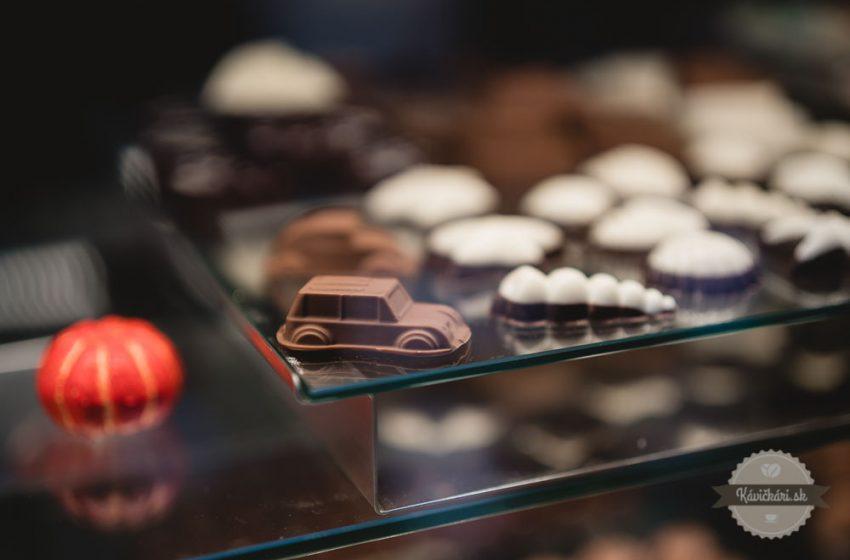 Garage Cafe: Čokoládovo-kávové kráľovstvo vPartizánskom