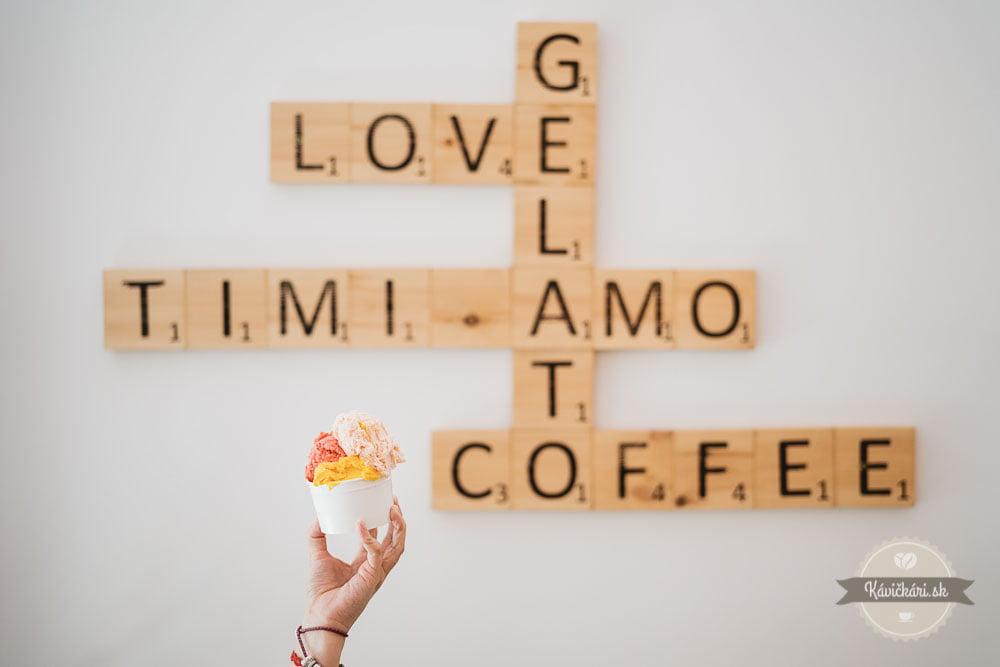 Timi Amo Gelato & Coffee