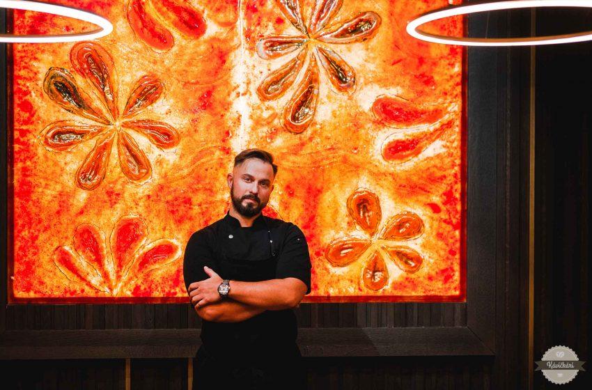 Šéfkuchár Peter Gogaľ: Kuchár musí mať pevné základy, aby mohol robiť peknú gastronómiu