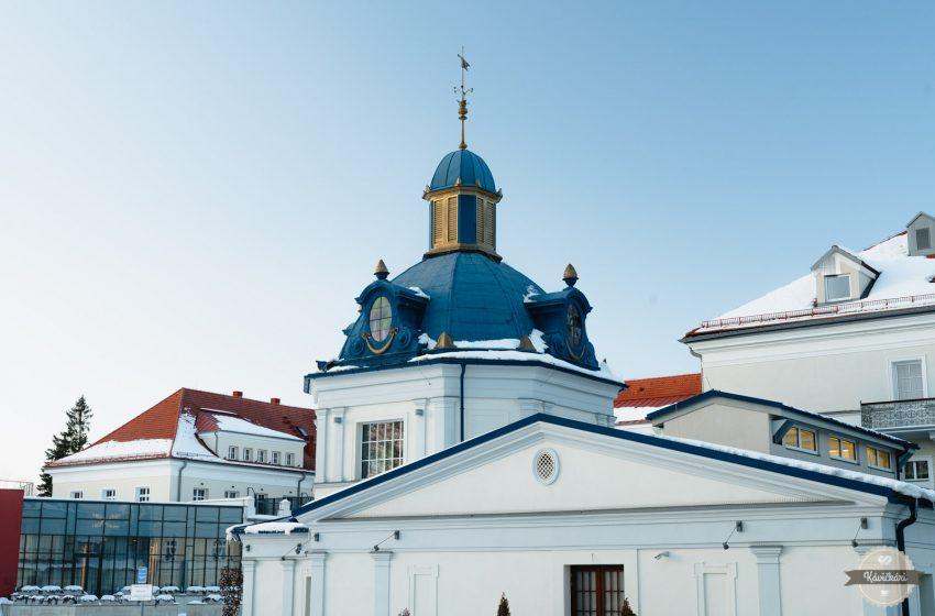 Hotel Royal Palace: Kúpele, ktoré si užíval aj kráľ Žigmund