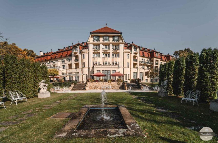 Hotel Thermia Palace v Piešťanoch: Toto miesto naozaj nie je iba sen
