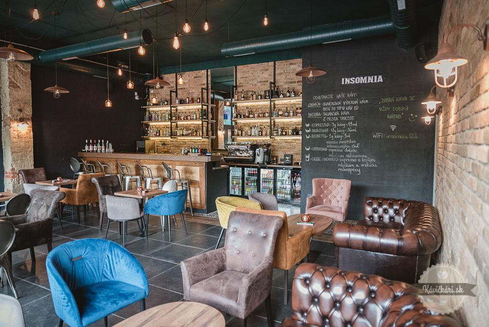 Insomnia Coffee & Whisky & Rum Bar