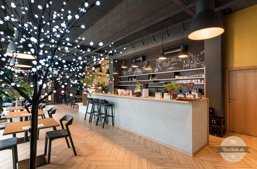 Coffee Break – svieža prestávka v biznis centre