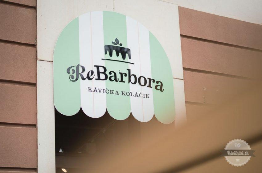 Voňavá ReBarbora