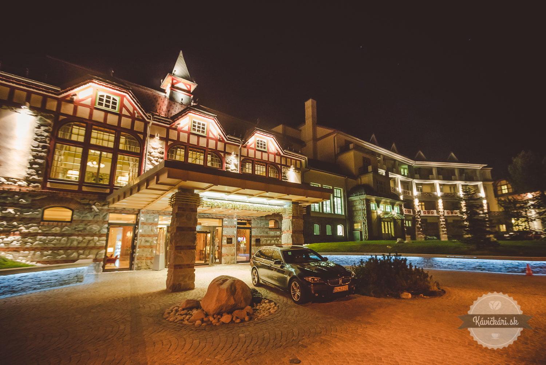 Kempinski hotel Vysoké Tatry