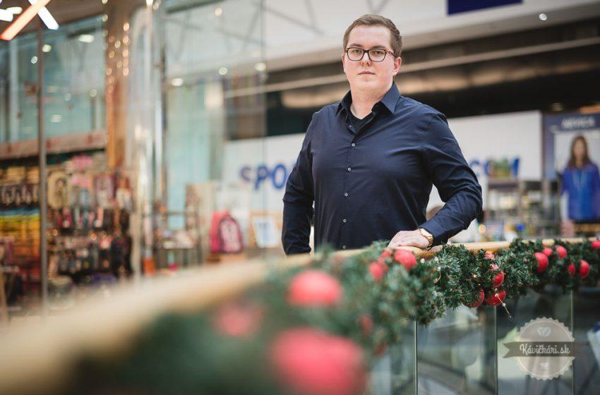 """""""Káva občas zachraňuje životy asituácie"""", tvrdí Vladimír Kmec"""