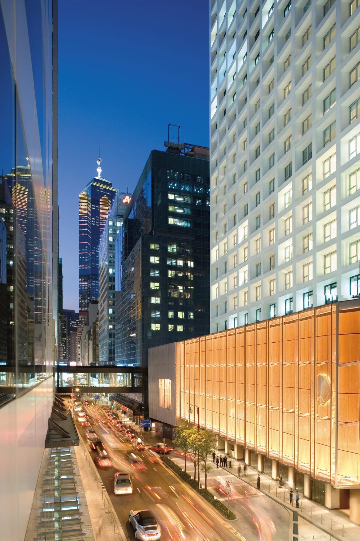 Hongkong Mandarin Oriental