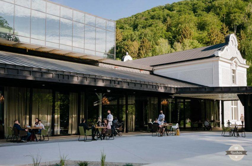 Kursalon Trenčianske Teplice: Dizajn, elegancia a pôžitok